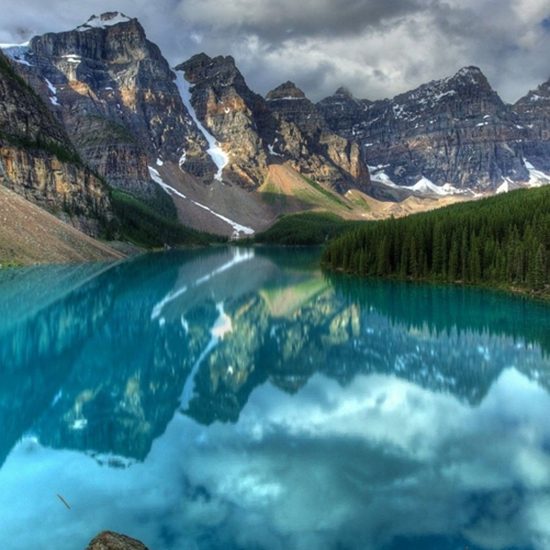 Canadian Rockies, Alberta