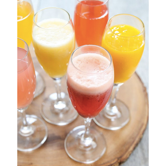 They'd Never Put Champagne In A Mimosa