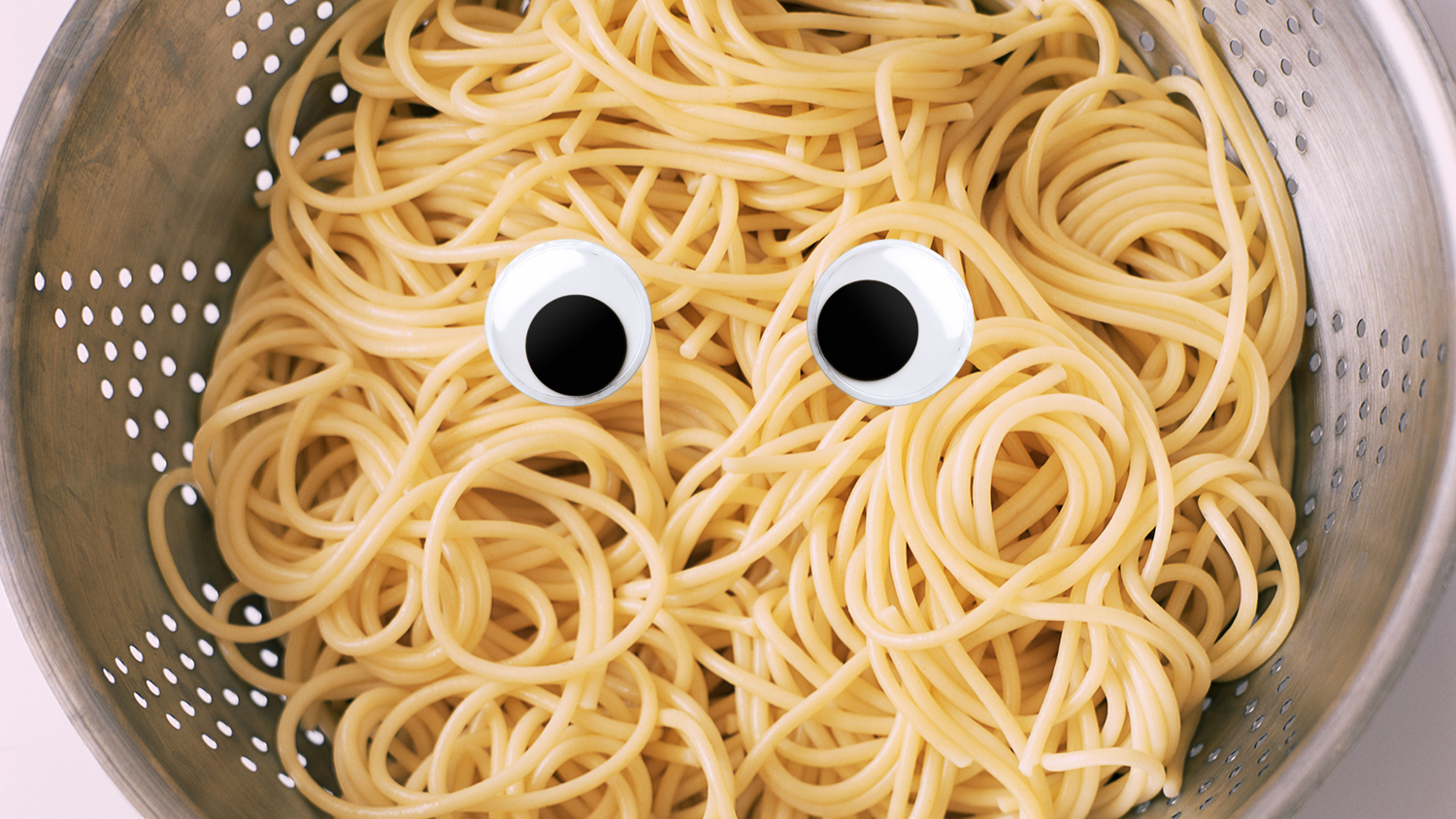 Follower of Flying Spaghetti Monster Allowed to Wear Pasta Strainer for Driver's License Photo