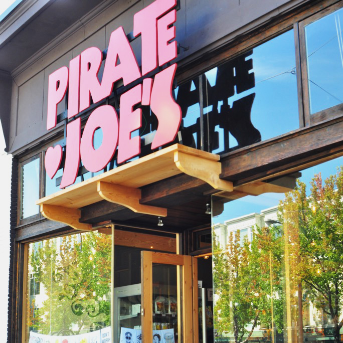 Pirate Joe's, Trader Joe's