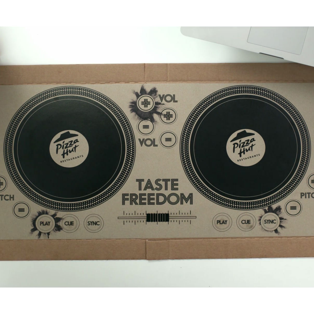 Pizza Hut UK Will Help You Become the DJ You've Always Wanted To Be