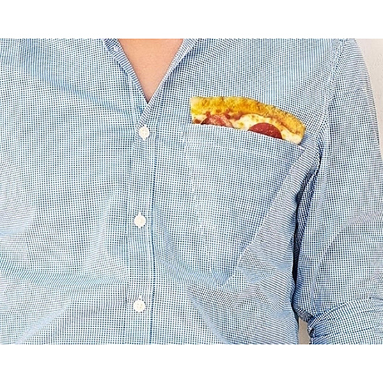 PIZZA POCKET SHIRT FWX