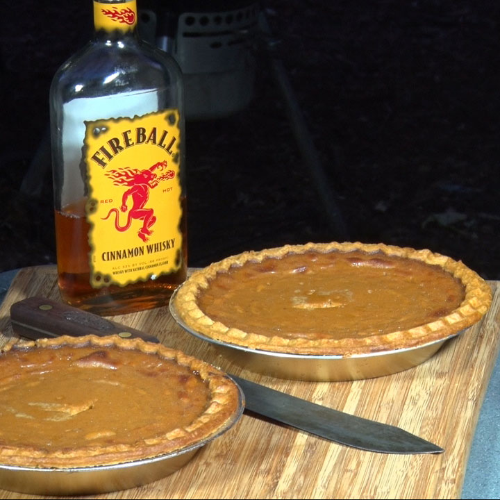These fireball whiskey dessert recipes will spice up your life pumpkin pie forumfinder Image collections