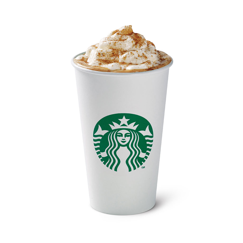 Starbucks Pumpkin Spice Lattes Have Officially Arrived