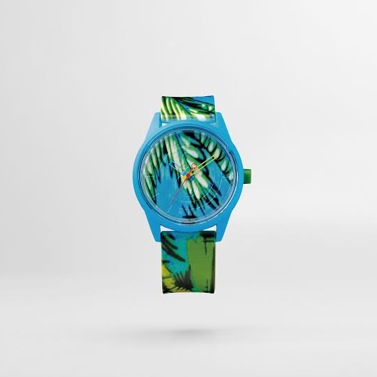 Q&Q SmileSolar Watch
