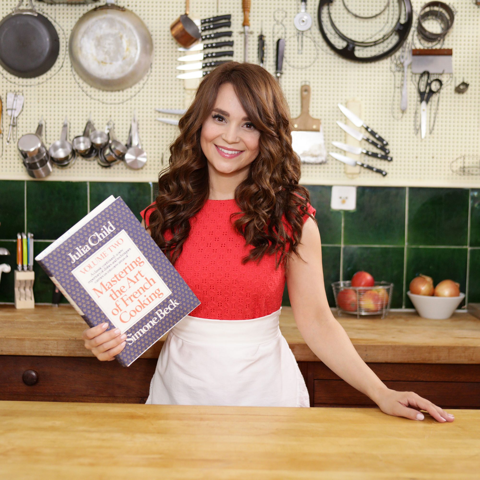 Youtube S Resident Nerdy Chef Rosanna Pansino On Cooking
