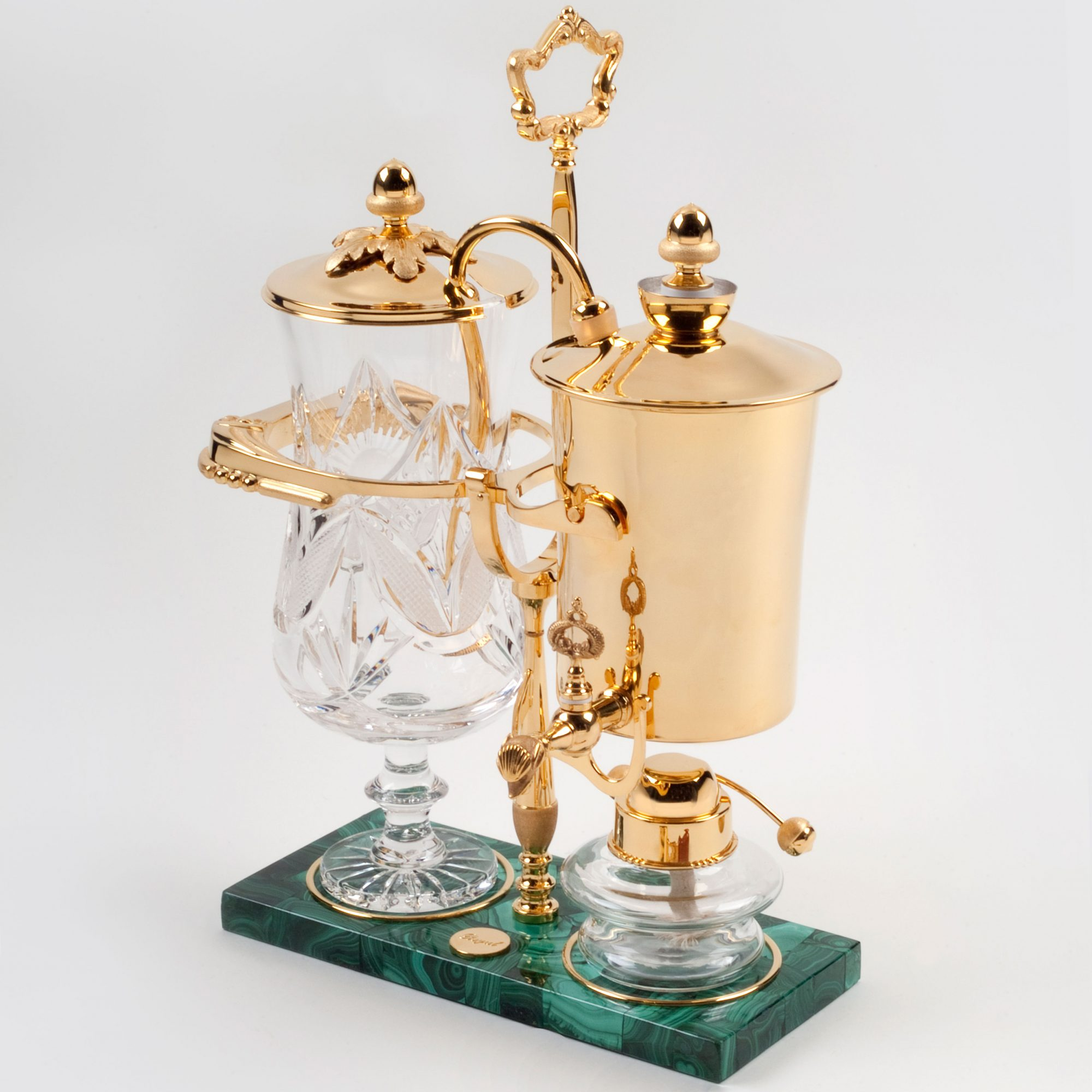 You Can Buy a Gold-Plated Coffee Maker If You Need Something To Do With Your Extra $18,000