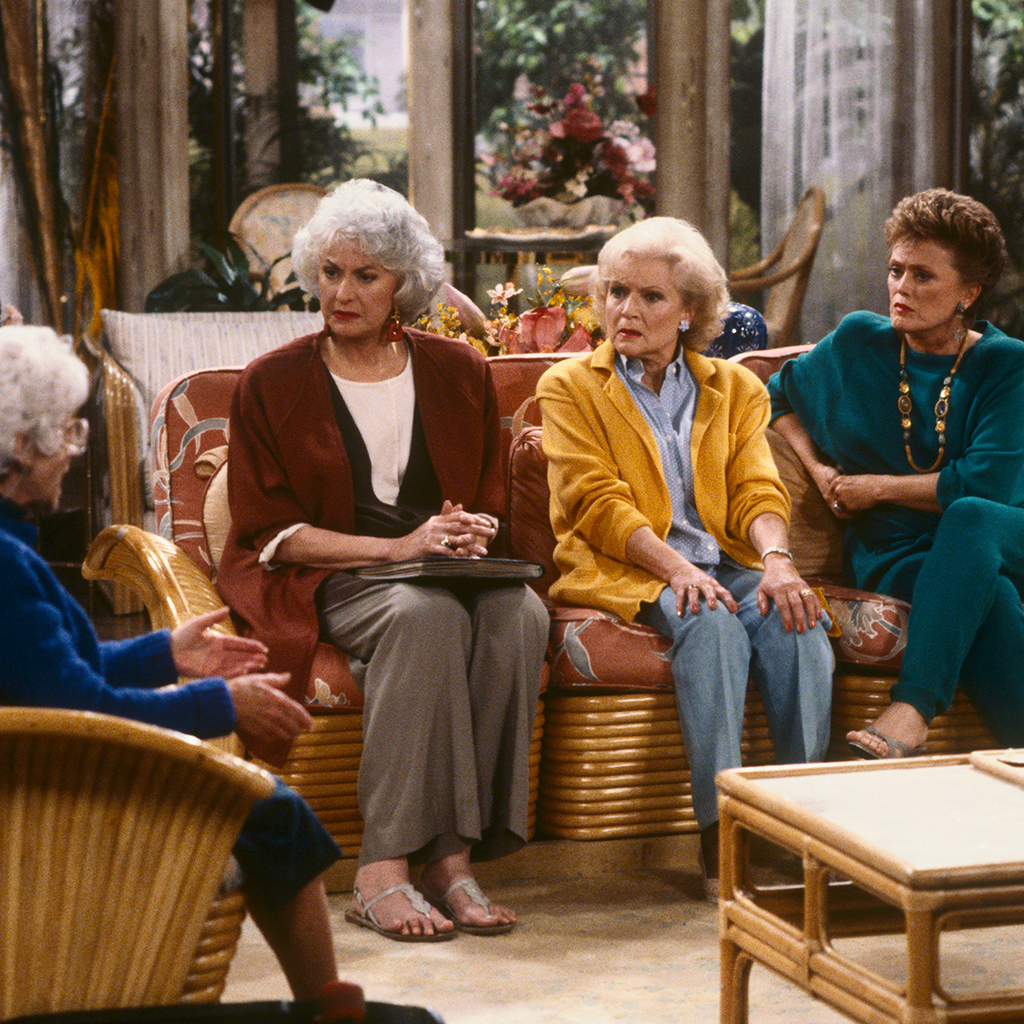 Golden Girls Themed Cafe Wants To Thank You For Being A Friend