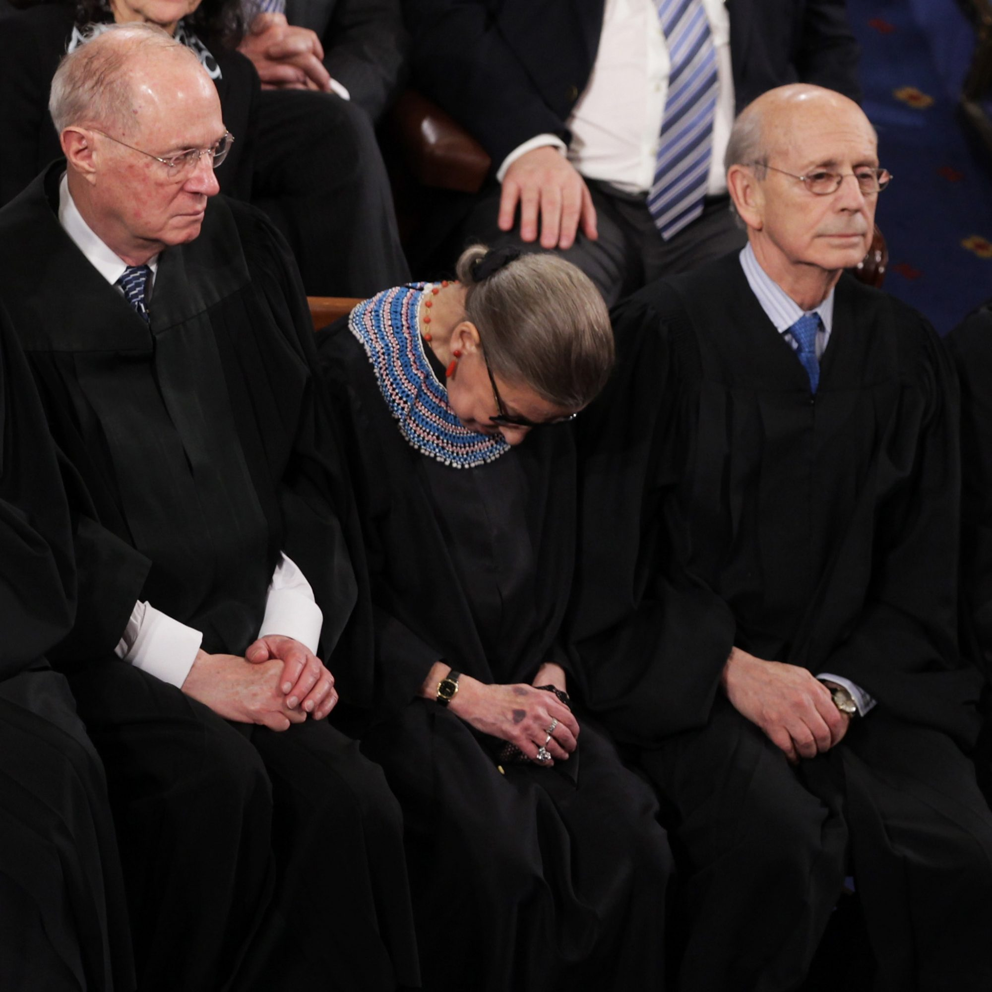 Ruth Bader Ginsburg Loves Bragging About How Much Opus One She Drinks