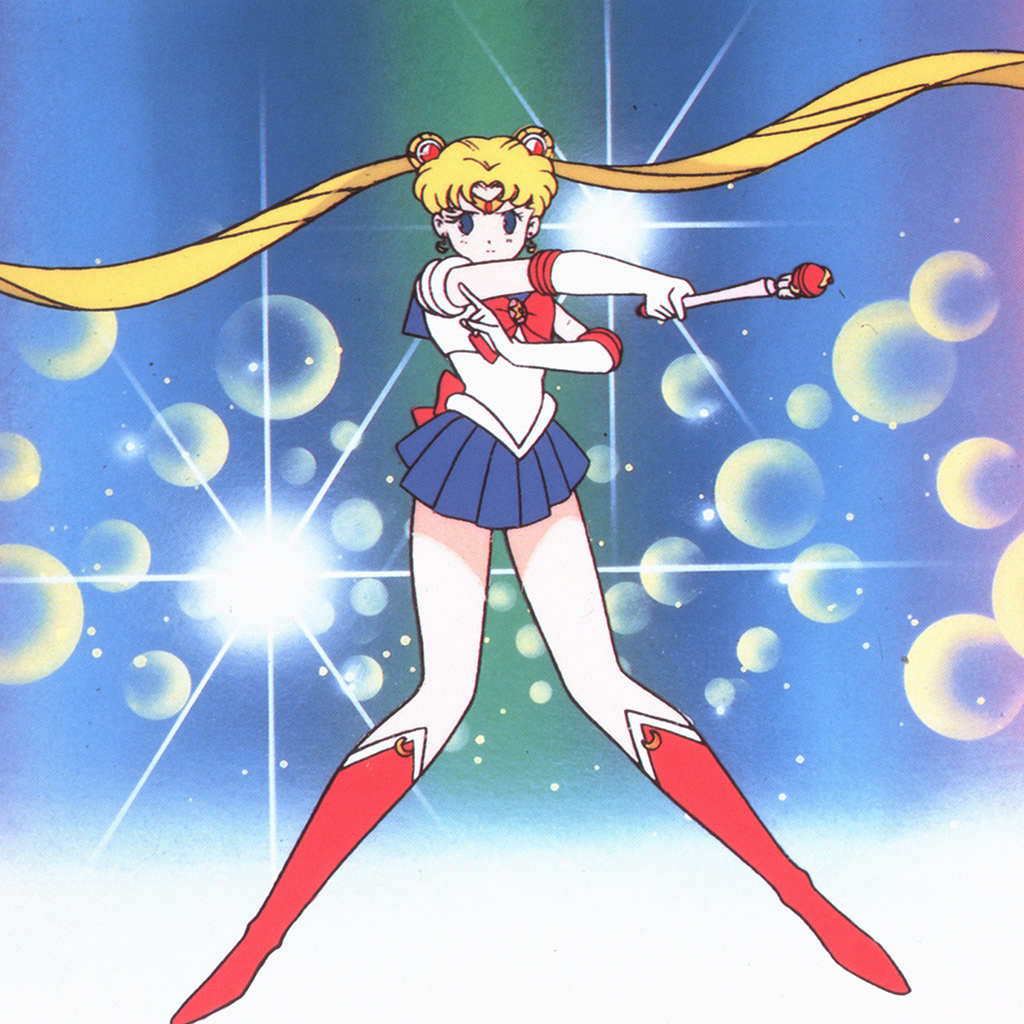 SAILOR MOON RESTAURANT FWX