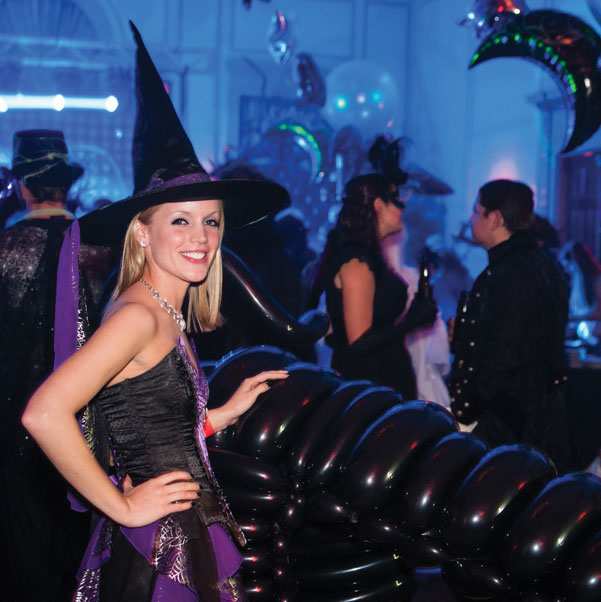 Festival of the Dead Witches Ball - Salem, MA