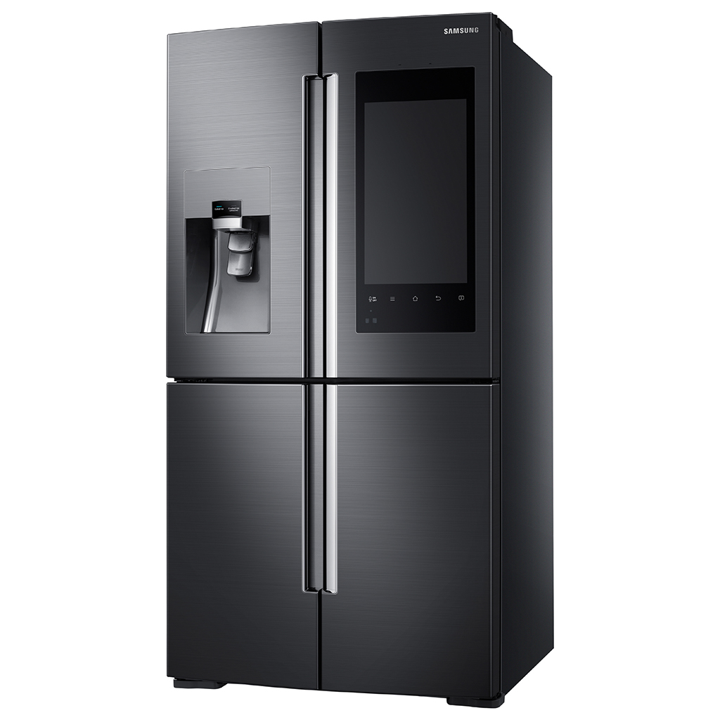 Samsung S New Smart Fridge Watches Your Food And Will Shop