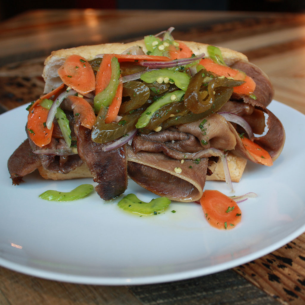 SANDWICH STALKER VILLAINS CHICAGO BEEF TONGUE FWX
