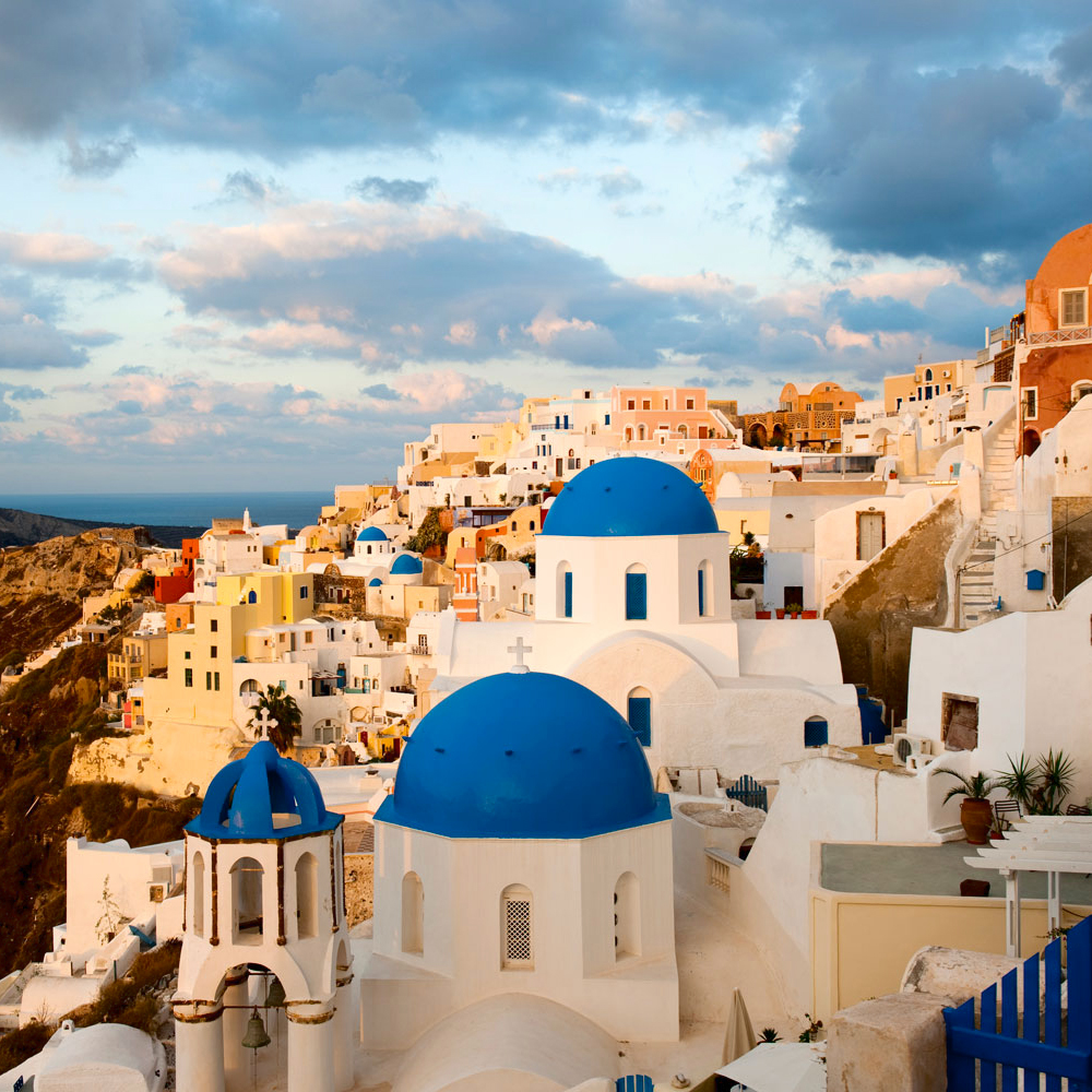 Santorini, Travel + Leisure