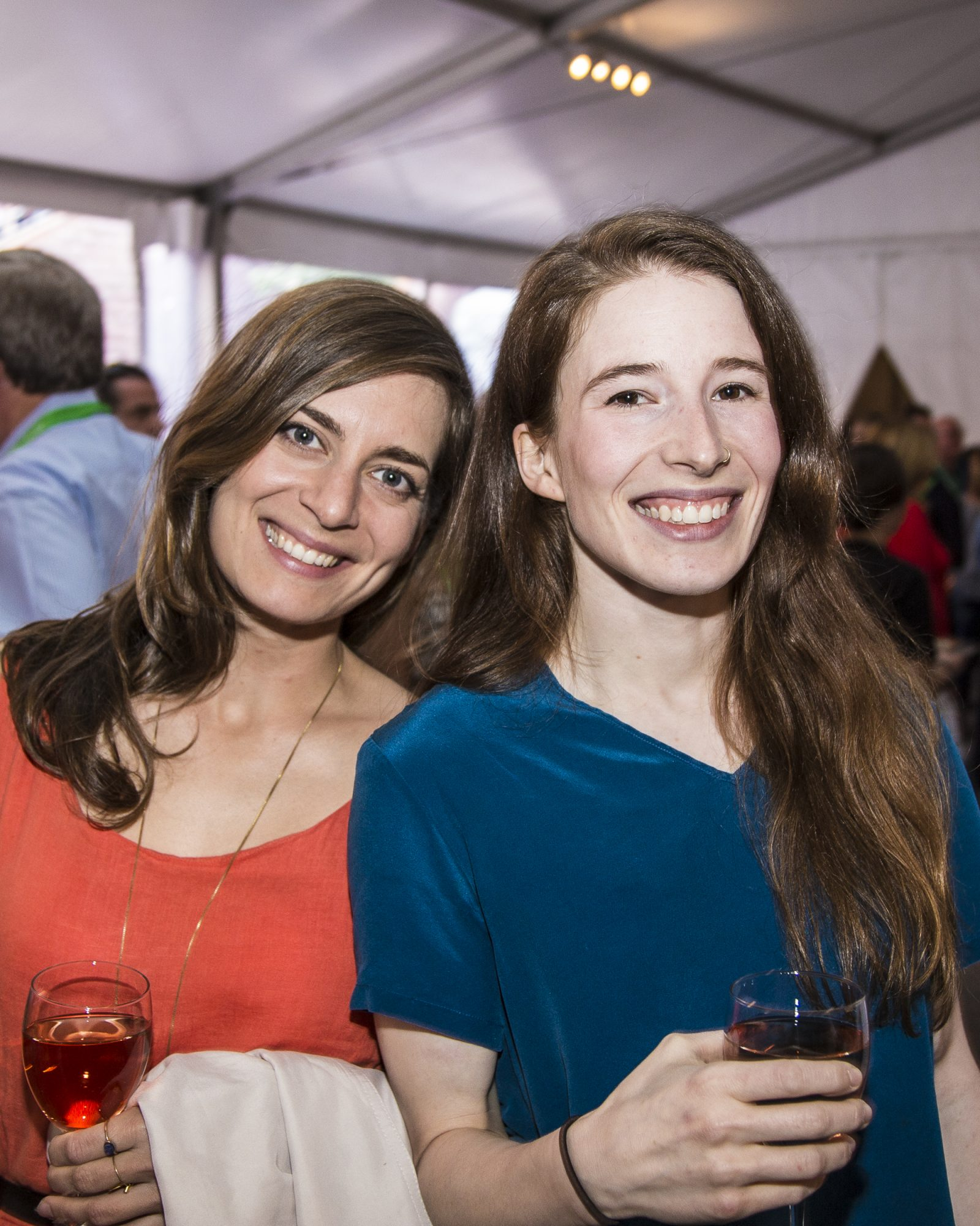 Best New Chefs 2017 Sara Kramer and Sarah Hymanson of Kismet attend the mkgalleryamp; Wine Classic in Aspen welcome reception.