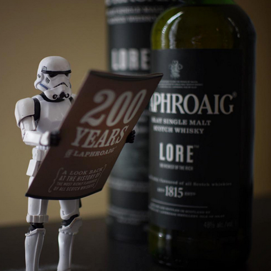 Scotch Trooper, Star Wars, Whiskey