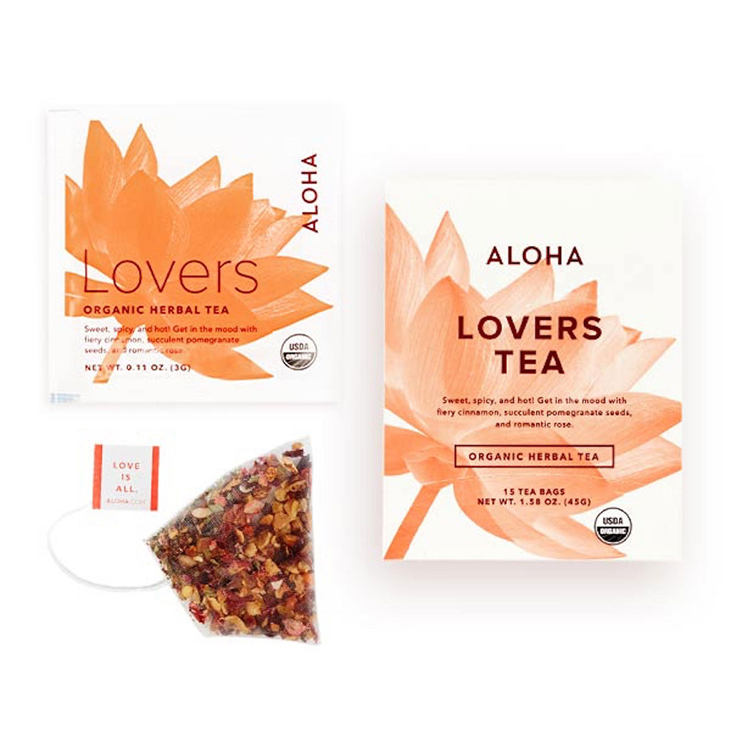 Aloha Lovers Tea