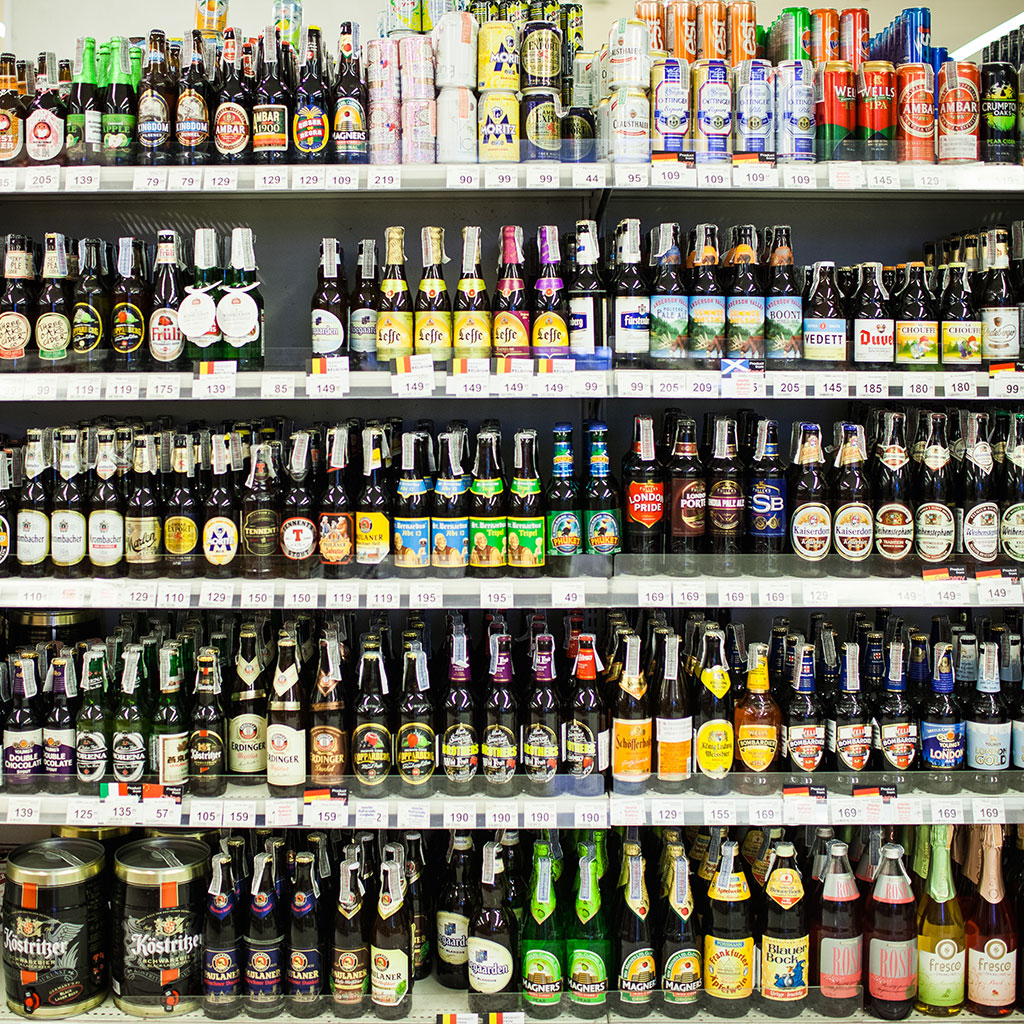 Kroger's Plan to Change How It Stocks Booze Is Bad News for Beer Makers