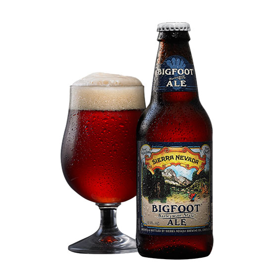 Sierra Nevada Barleywine Style Bigfoot Ale