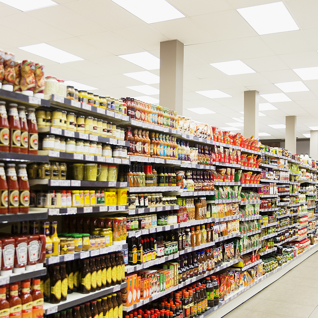 SMART GROCERY SHELVES FWX