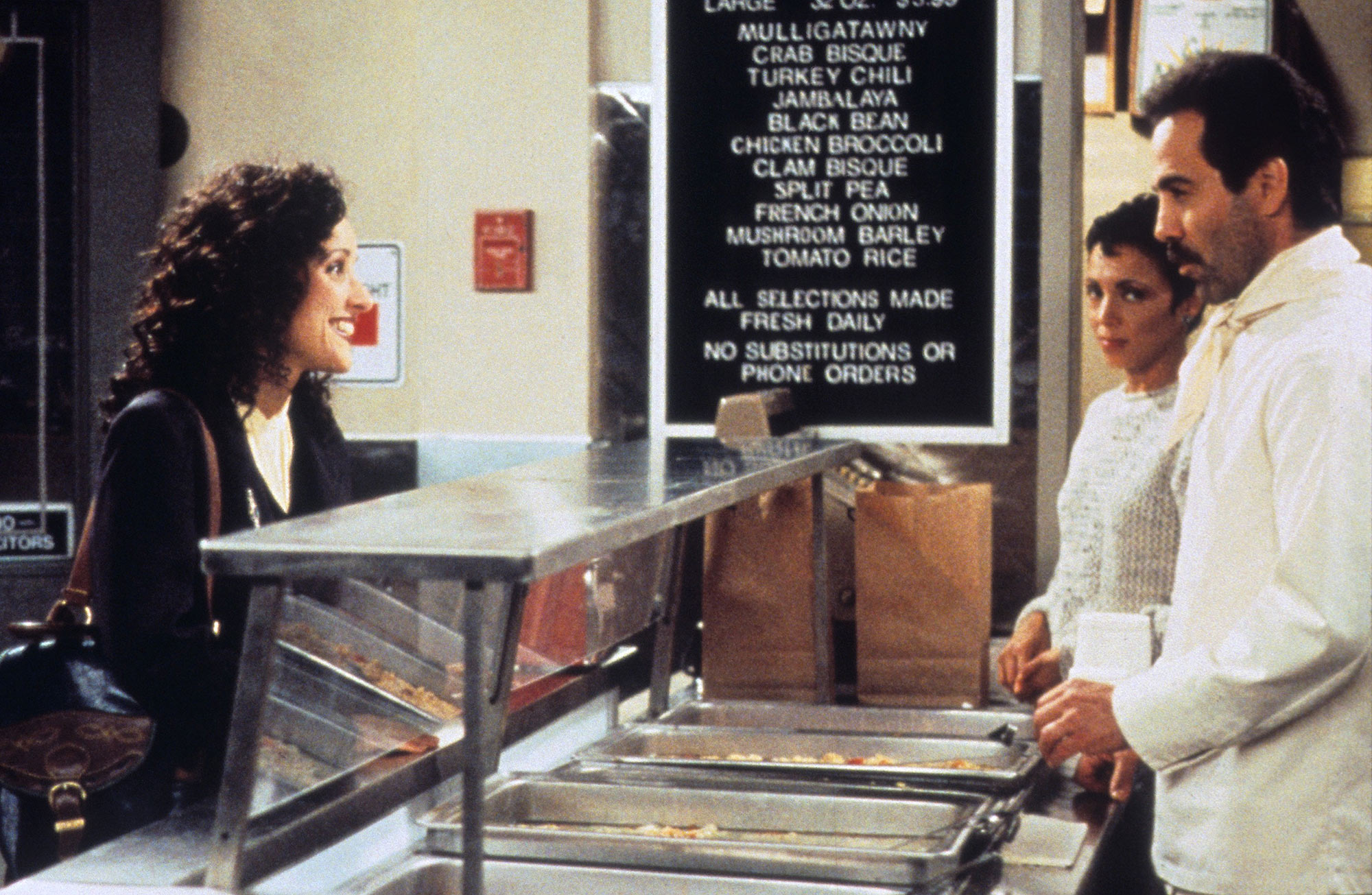 The Seinfeld-Inspired 'Soup Nazi' Company Has Filed for Bankruptcy