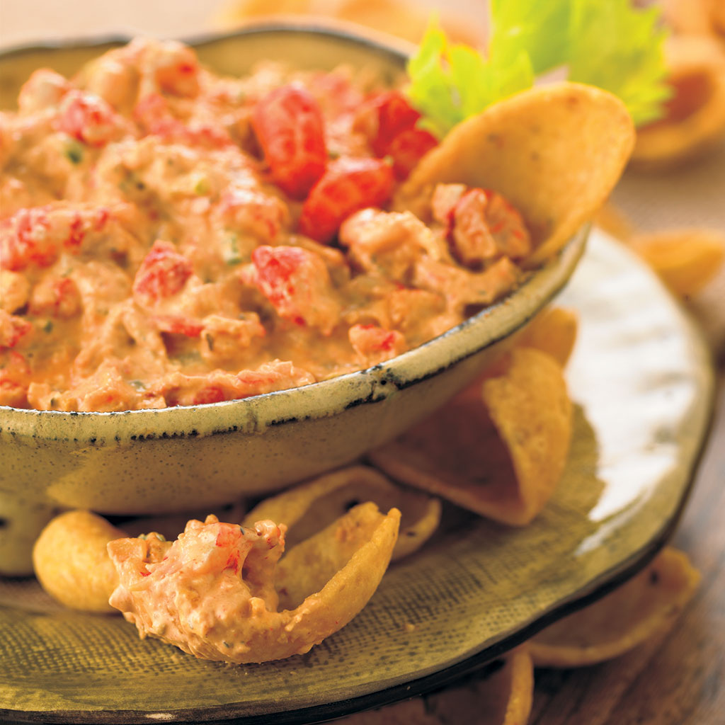 Spicy Crawfish Cream Cheese