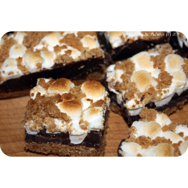 S'mores, Marshmallow