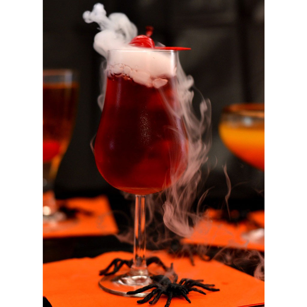 These creepy halloween drinks will have you saying booyah for Halloween punch recipes with vodka