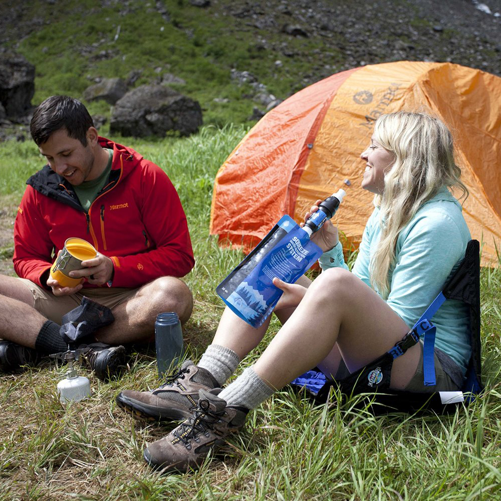 Camping, Gear, Squeeze Water