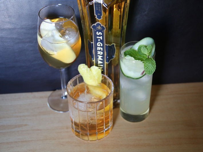 3 Cocktails to Make with St-Germain