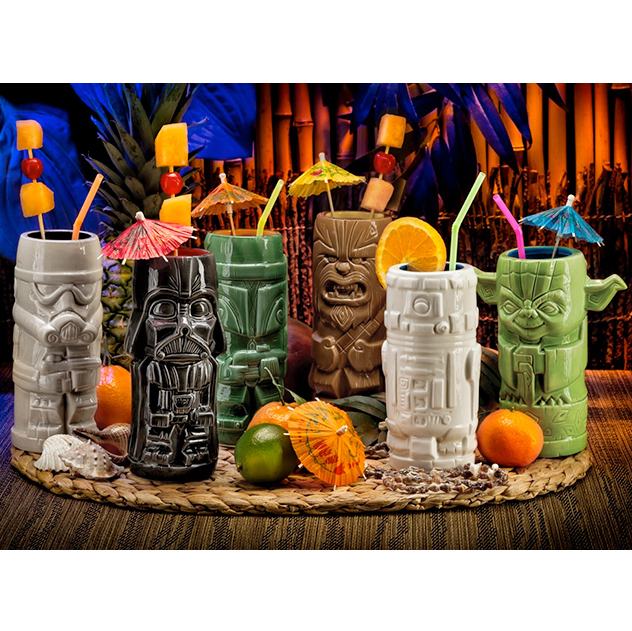 ThinkGeek, Star Wars, Tiki