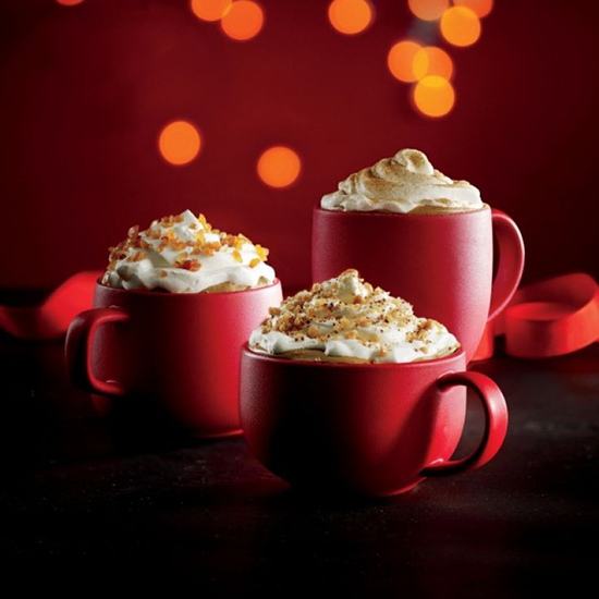 starbucks winter drinks