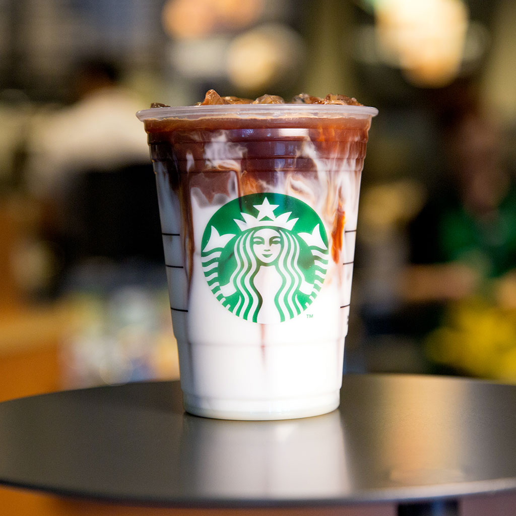 Starbucks Fully Embraces Coconut Milk With New Beverage