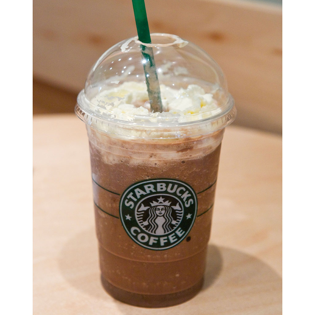 STARBUCKS NOT SO CHOCOLATE CHIPS FWX