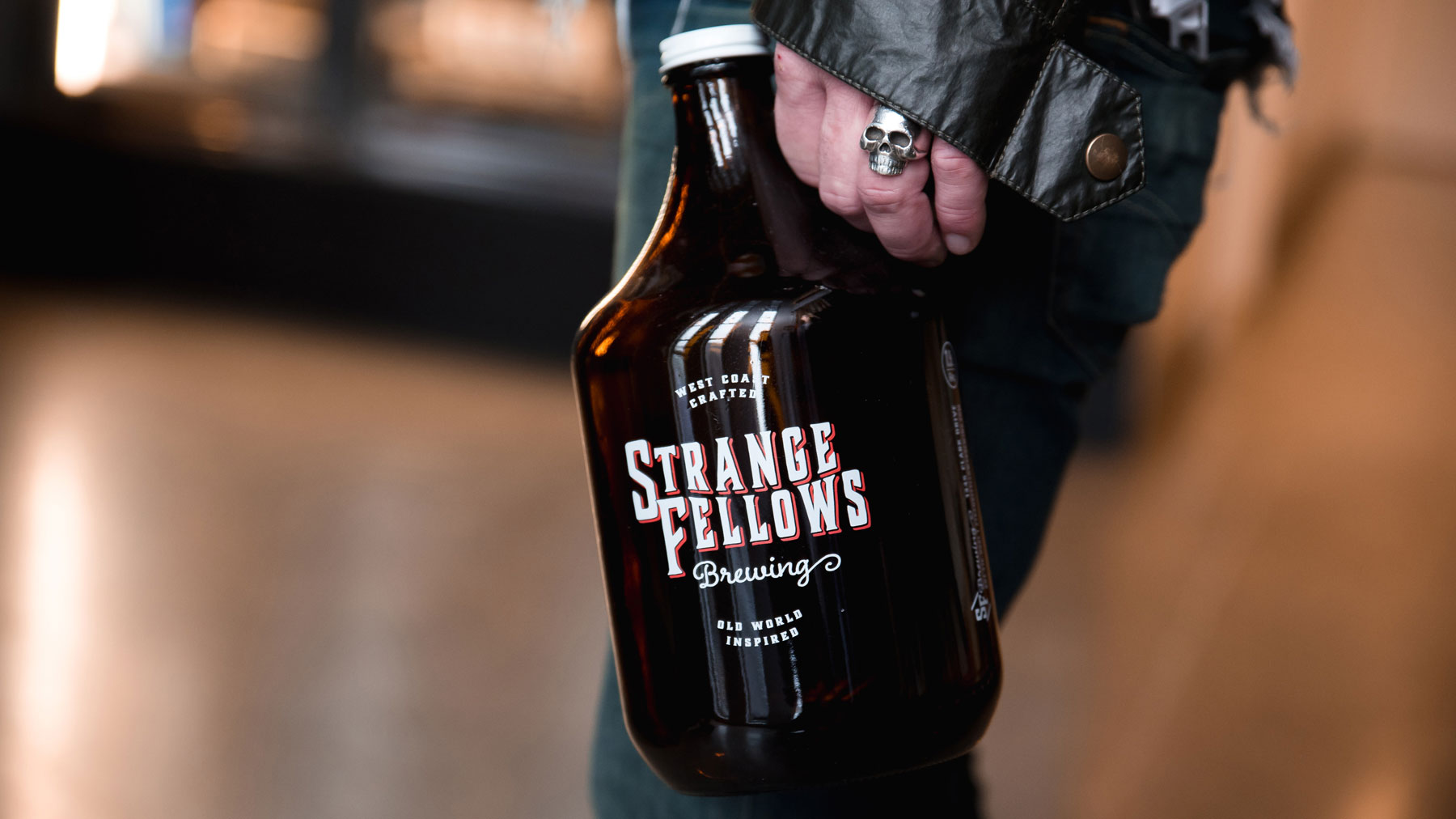 9 breweries revitalizing vancouver 39 s craft beer scene for Strange craft beer company
