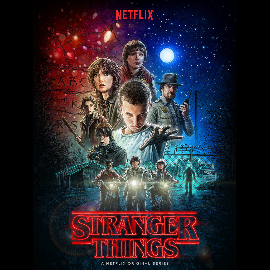 Stranger Things, Netflix