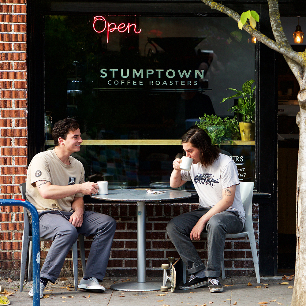 stumptown coffee roasters is back