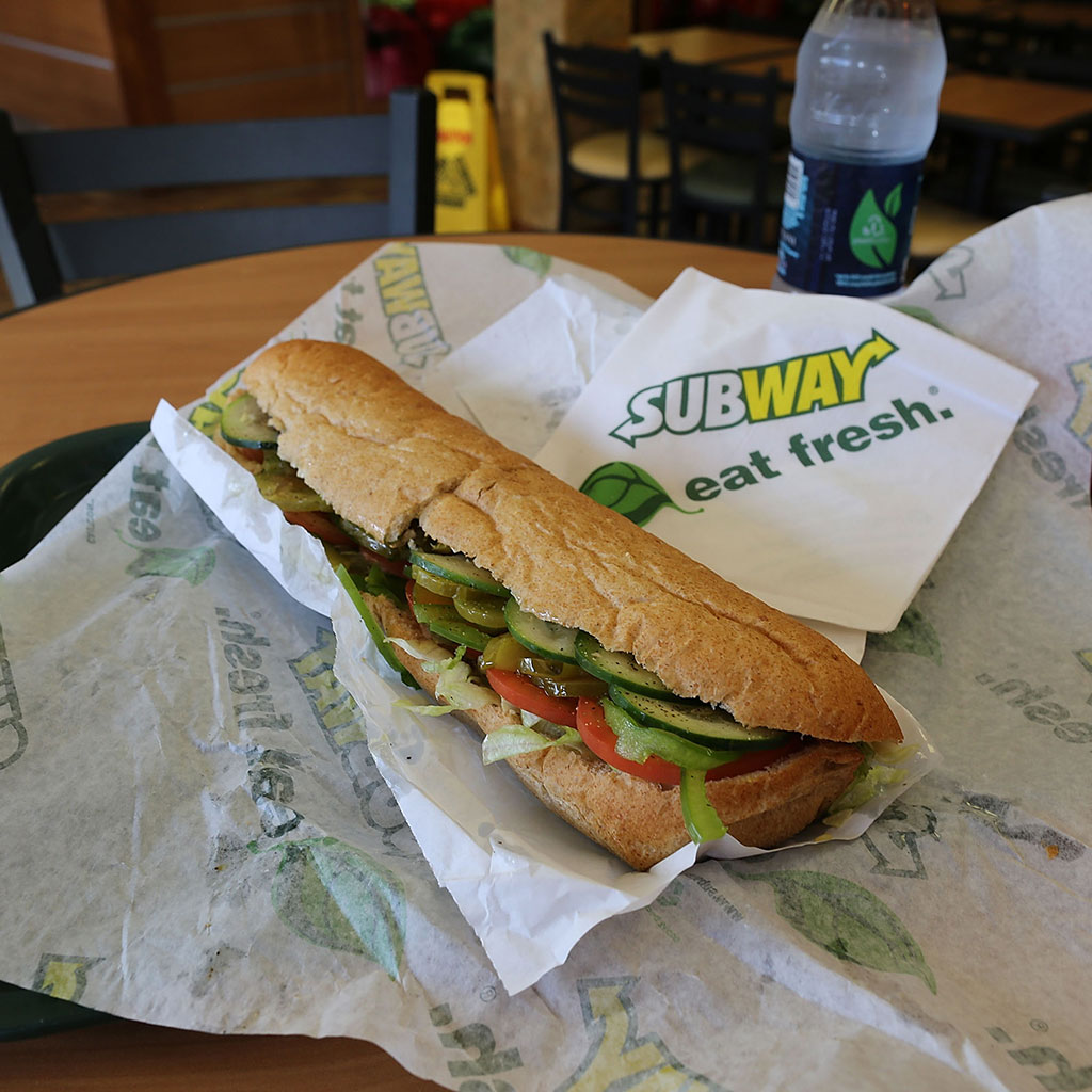 SUBWAY FINALLY DEALS WITH FOOT LONG LAWSUIT FWX