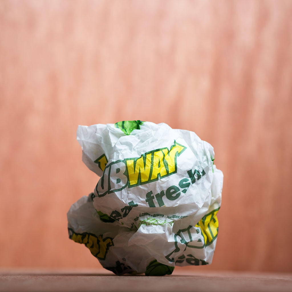 SUBWAY FOOTLONGS NO MORE FWX