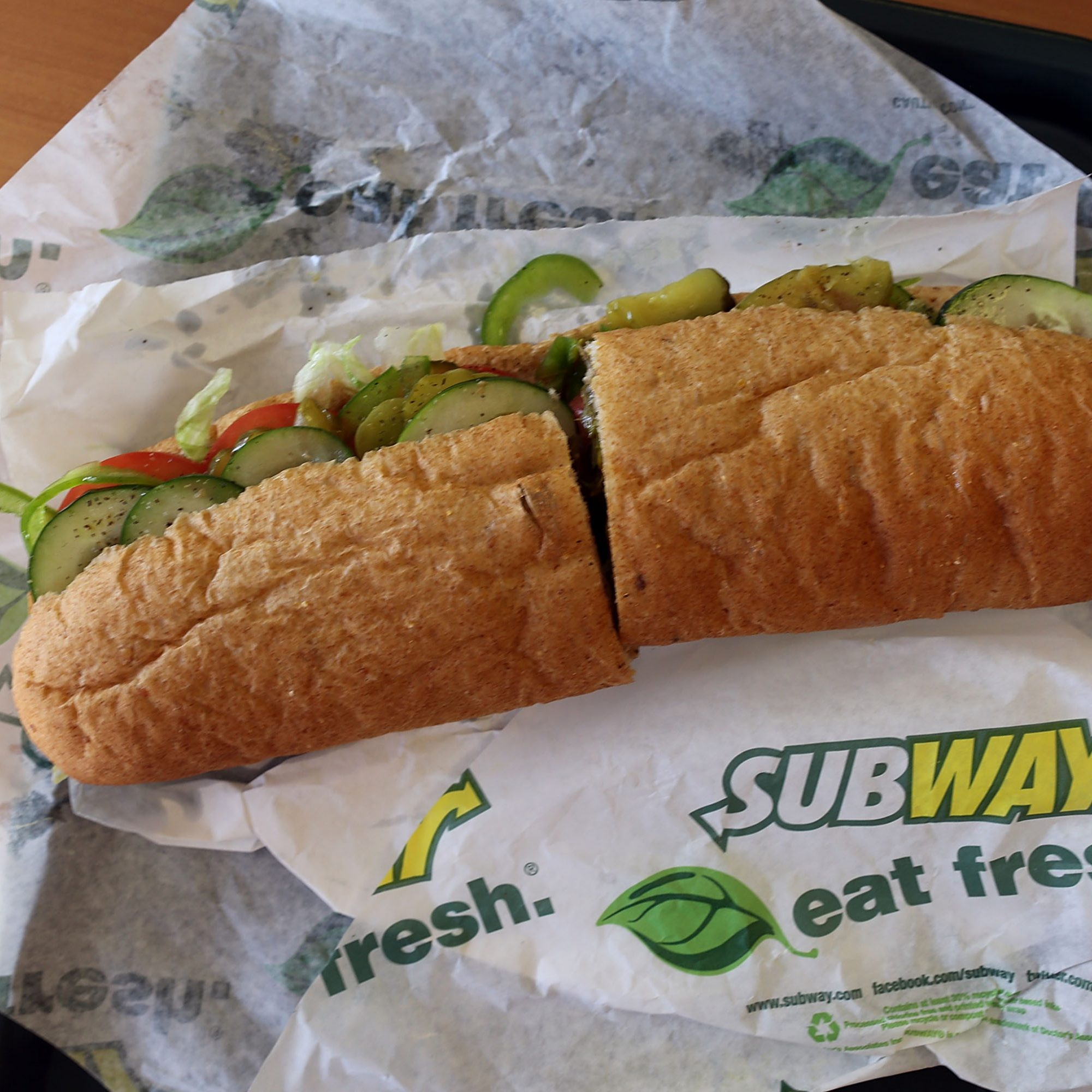 Subway, Sandwich, Reddit