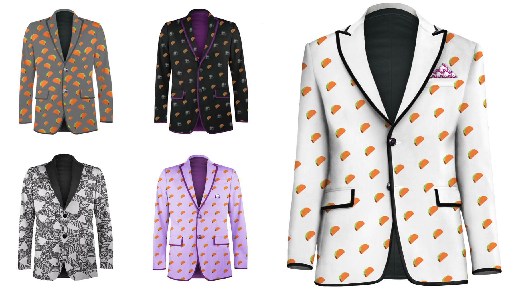 Taco Bell Blazers