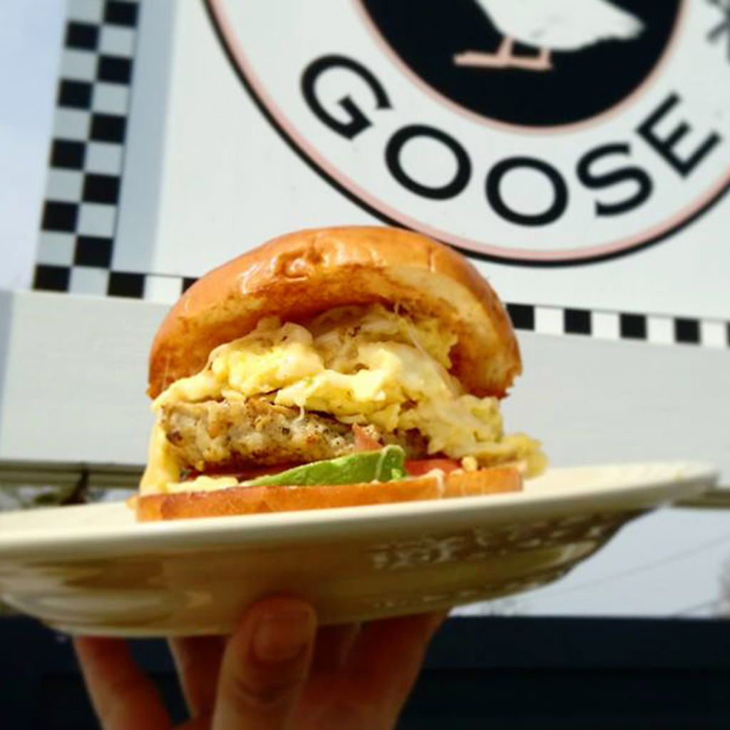 The Cooked Goose