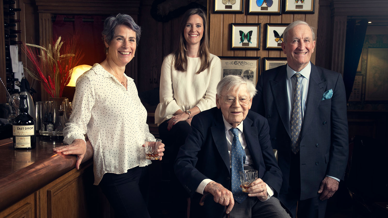 The Women Who Sell the World's Rarest Scotch