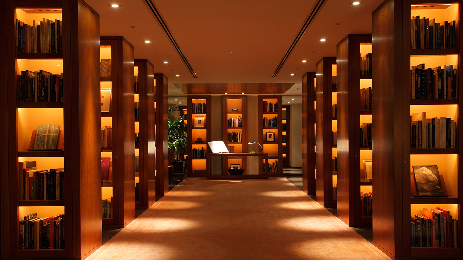 The Story Behind the Iconic Design of The Park Hyatt Tokyo