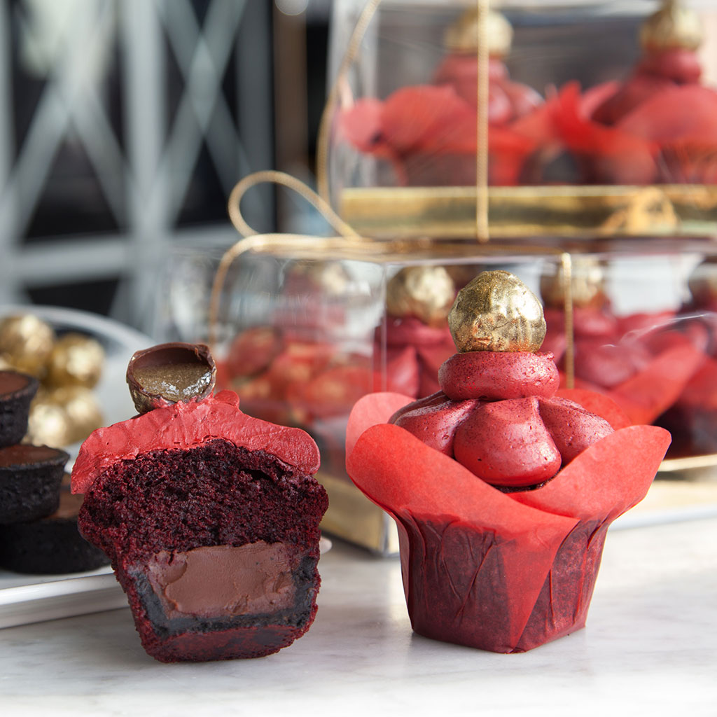 The Piecupen The Ultimate Valentine S Day Dessert Food Wine
