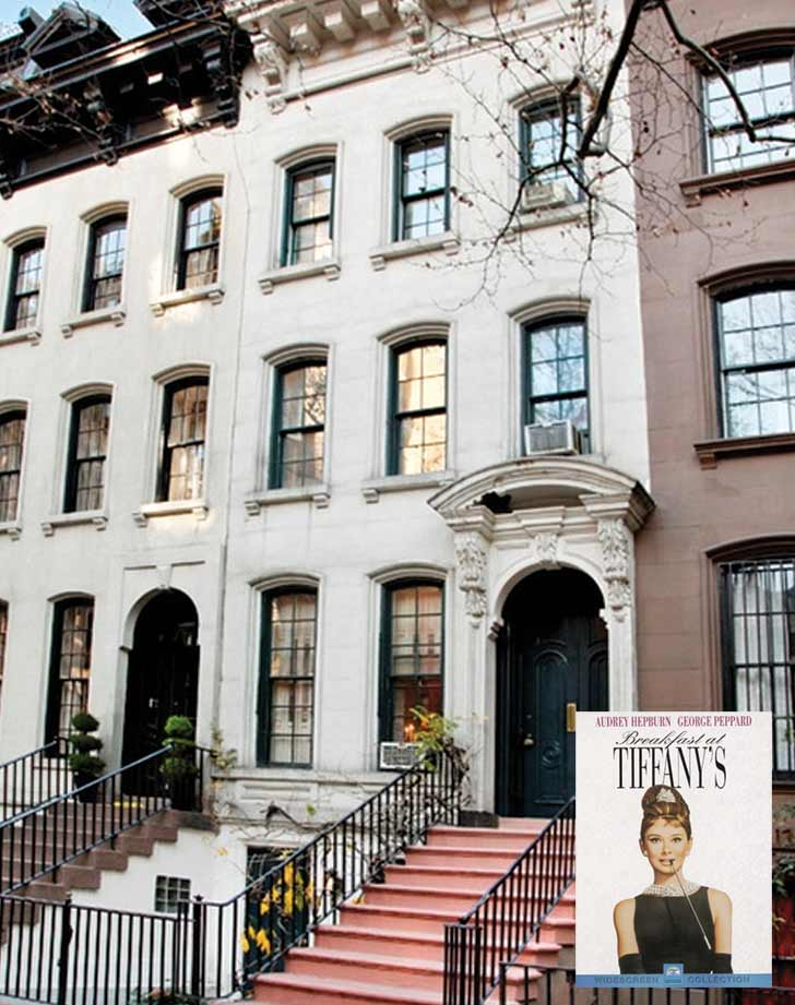 "The ""Breakfast at Tiffany's"" Townhouse (New York, NY)"