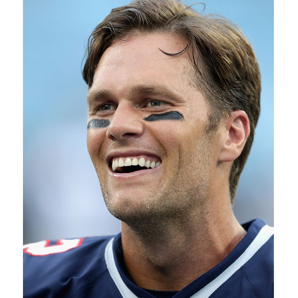 Tom Brady Reveals That He's Never Tried Strawberries or Coffee