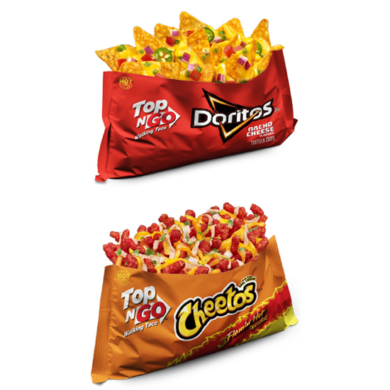 doritos cheetos