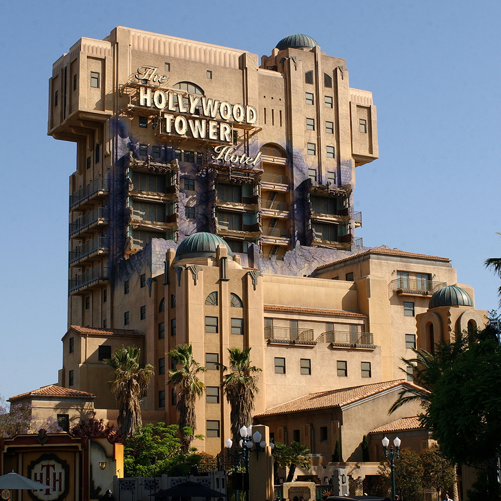 Disney to Open Bar at Its Twilight Zone Tower of Terror in Hollywood Studios