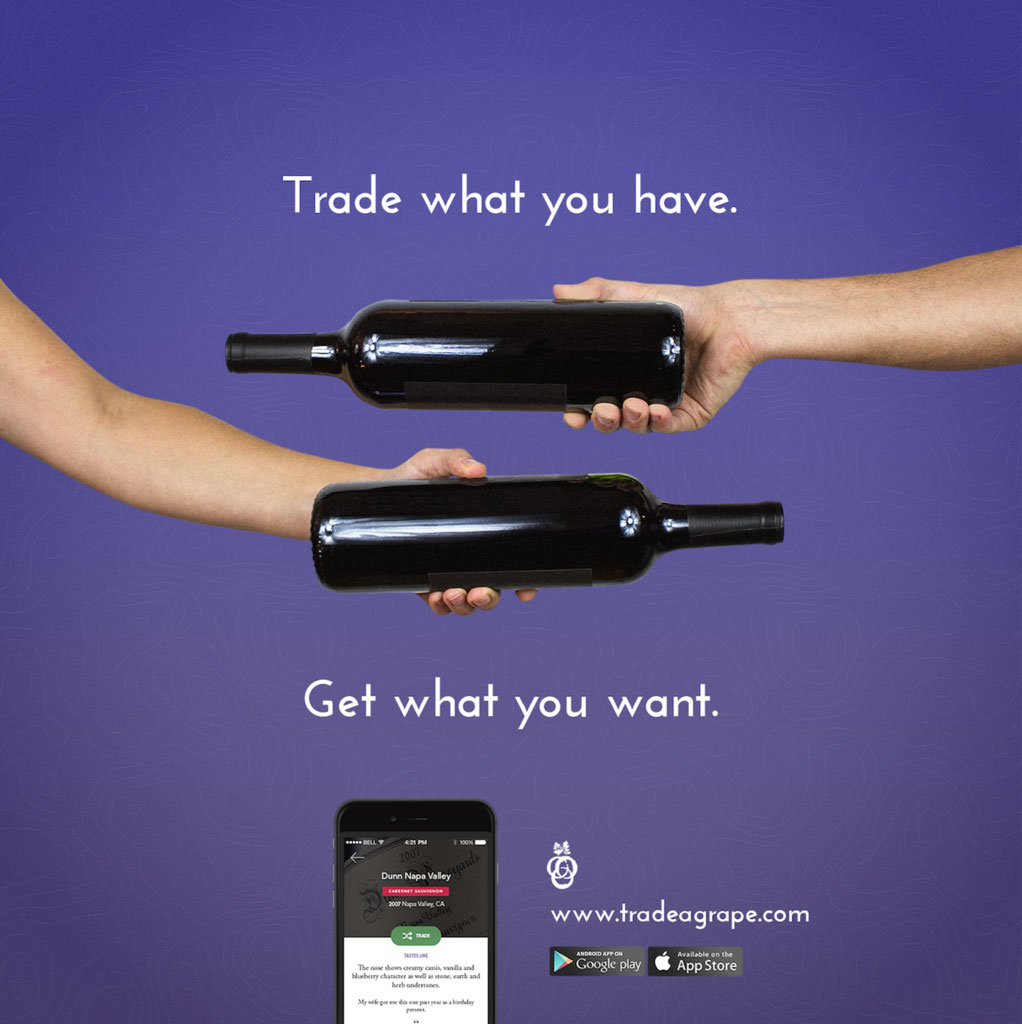 New App Lets You Trade Wine with Strangers